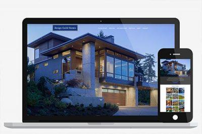 Website Design Design Guild Homes