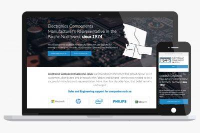 Website Design ECS