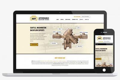 Website Design Affordable Backflow Testers
