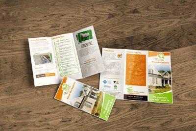 Print Design – CSCP Brochure