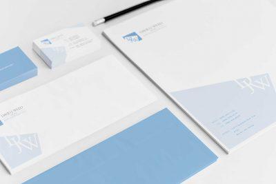 Stationery Design – David Weed Orthodontics