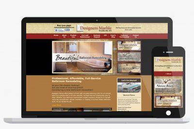Website Design Designers Marble