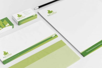 Stationery Design – Eco Century Construction