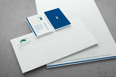 Stationery Design – Eco Seattle Homes
