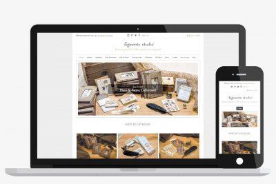 Website Design Figments Studio