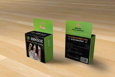 Print Design – FiveLo Sports Inc. Packaging