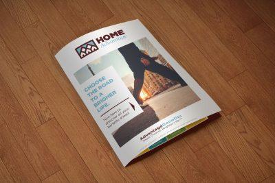 Print Design – Home Advantage