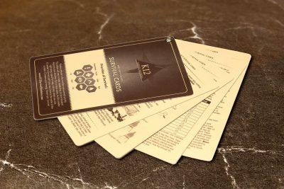 Print Design – K12 Survival Solutions Packaging
