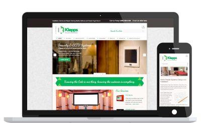 Website Design Klepps