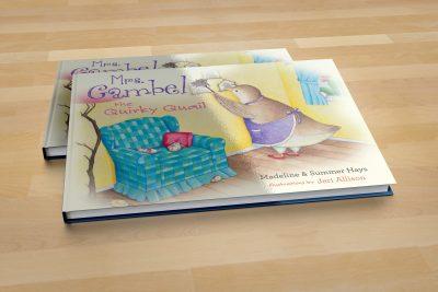 Print Design – Mrs. Gambel Childrens Book