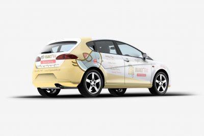 Vehicle Advertising – Organize It 4U