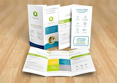 Print Design & Collateral - The Image Department