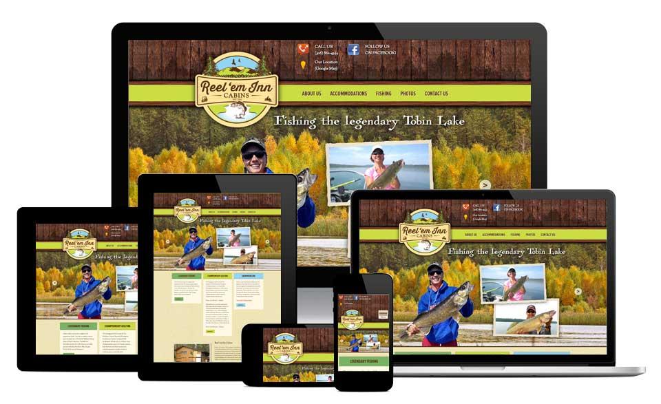 Professional WordPress Website Responsive Website Design