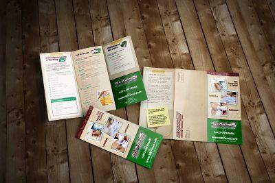 Print Design – Rev Mailing Brochure