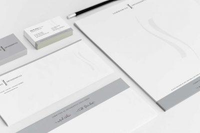 Stationery Design – Sammamish Orthodontics