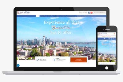 Website Design Seattle Smile Works