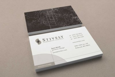 Stationery Design – Stively Commercial Coatings