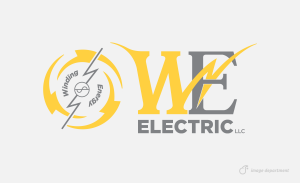 Logo Design – W.E. Electric