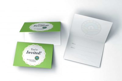 Greeting Card Design – WAW