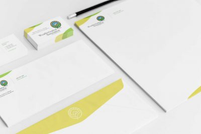 Stationery Design – The WAW